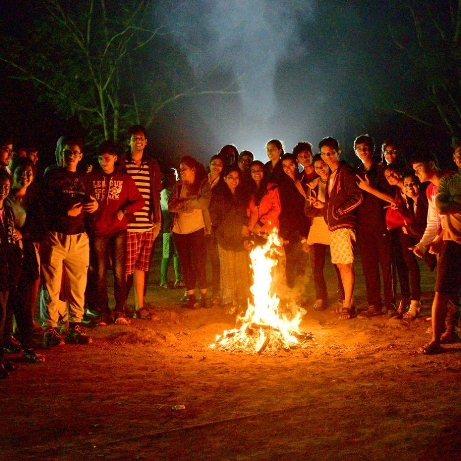 alt-text Campfire - Durshet
