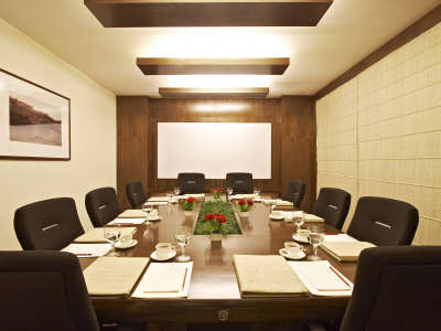 Board Room at Hotel Clarks Amer Jaipur - Best Meeting Places in Jaipur