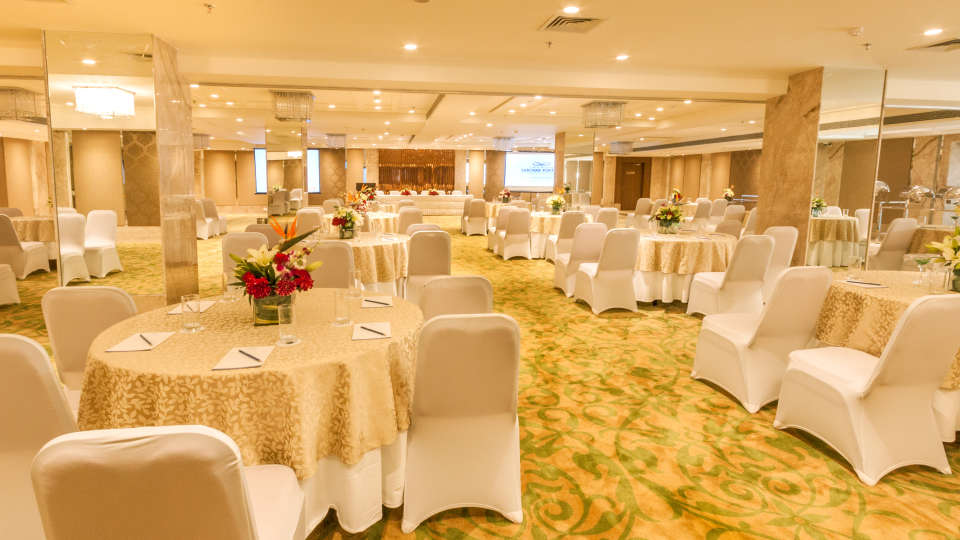 Banquets The Muse Sarovar Portico Kapashera New Delhi 2