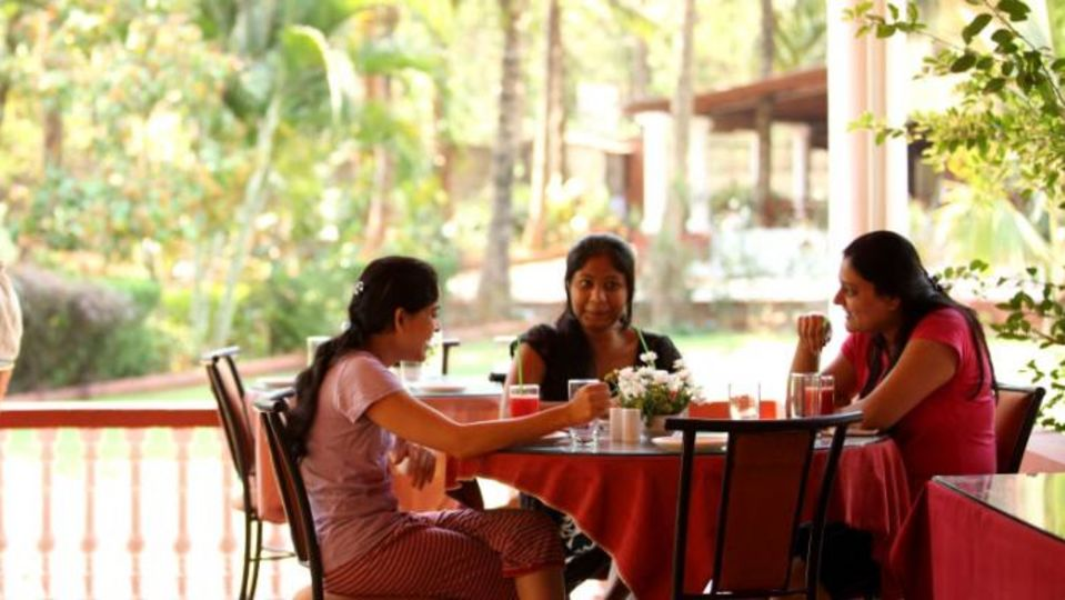 Radiant Resort Bangalore Bangalore Utsav Restaurant at Radiant Resort near Bangalore