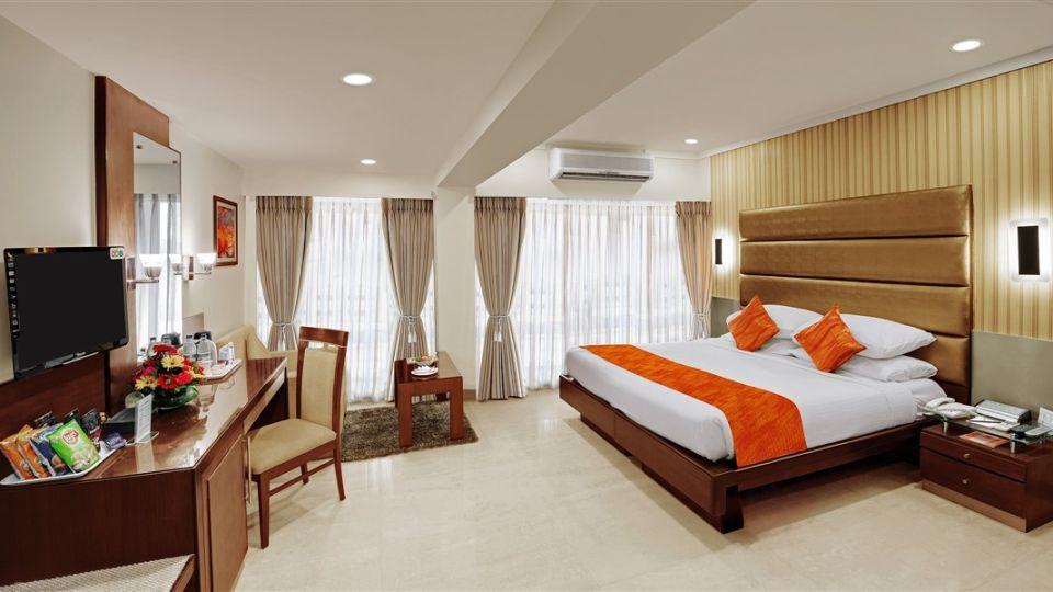 Deluxe Rooms at Suba Galaxy Suba Galaxy Mumbai 5