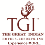 TGI Hotels and Resorts  TGI Final Logo white db2hdf