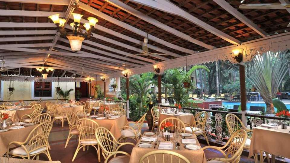 Casablanca, Phoenix Park Inn, Goa - A Carlson Brand Managed by Sarovar Hotels, hotels in candolim