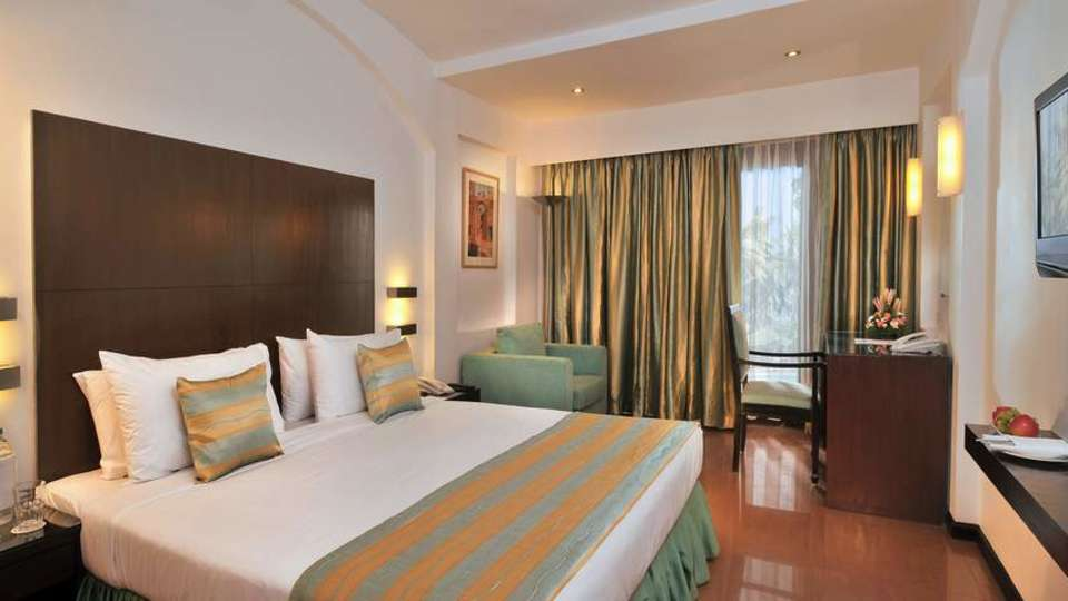 Premium Room at Phoenix Park Inn, Goa - A Carlson Brand Managed by Sarovar Hotels,  best hotels in goa