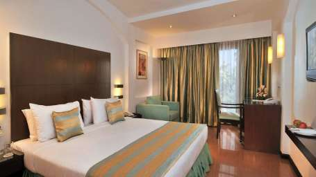 Premium Room at Phoenix Park Inn, Goa - A Carlson Brand Managed by Sarovar Hotels,  best hotels in goa