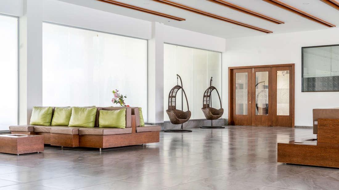 Lobby, Pushpak Resort, Shirdi