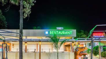 Restaurant, Pushpak Resort, Shirdi 2