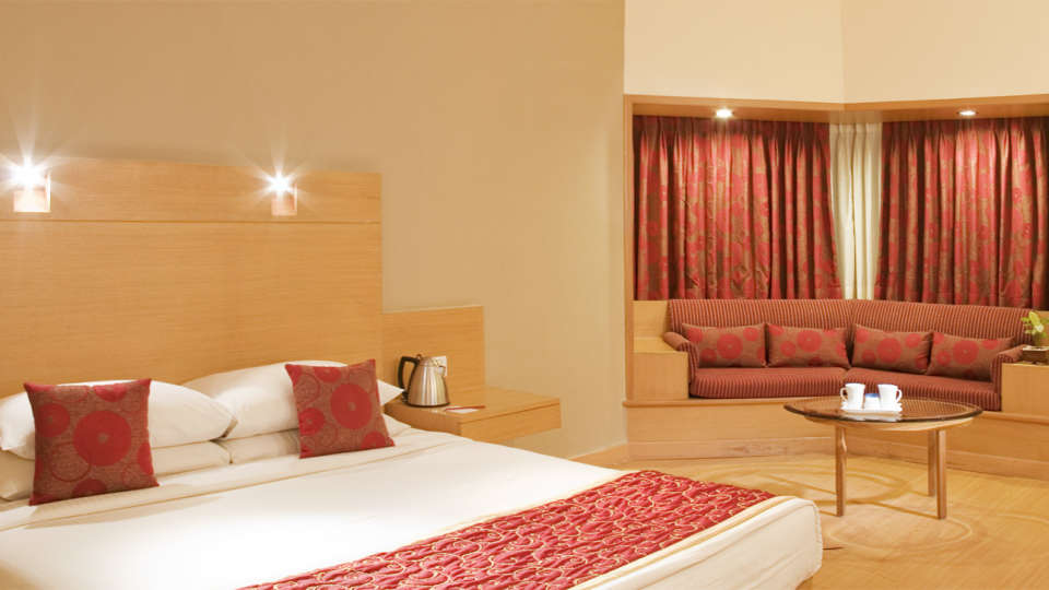 VITS Luxury Business Hotel, Aurangabad Aurangabad Suite 1 at VITS Luxury Business Hotel Aurangabad