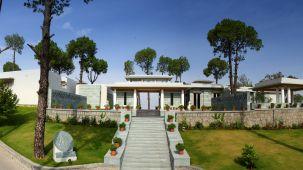 Moksha Himalaya Spa Resort, Chandigarh Chandigarh Exterior Moksha Himalay Spa Resort Chandigarh -1