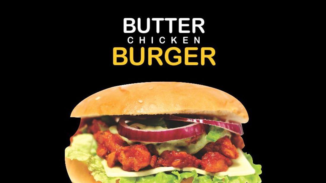 Hotel PR Residency        Amritsar butter chicken burger-cafe chokolade-amritsar