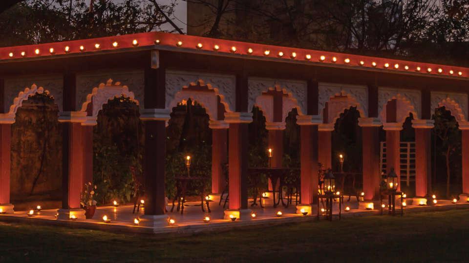 8 Royal Heritage Haveli By Niraamaya Retreats Rajasthan Hotel in Jaipur
