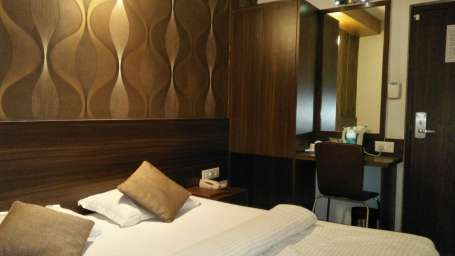 Standard Rooms at Hotel Maharana Inn travel pack