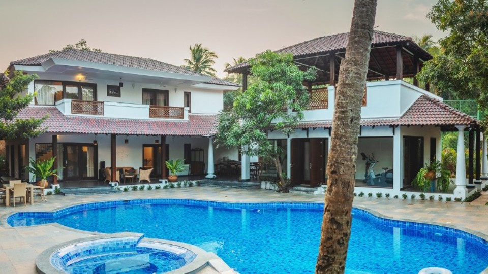 Casa Sea - Esta Villa at Hamsa Villas Goa Hotels Rooms in Goa 1