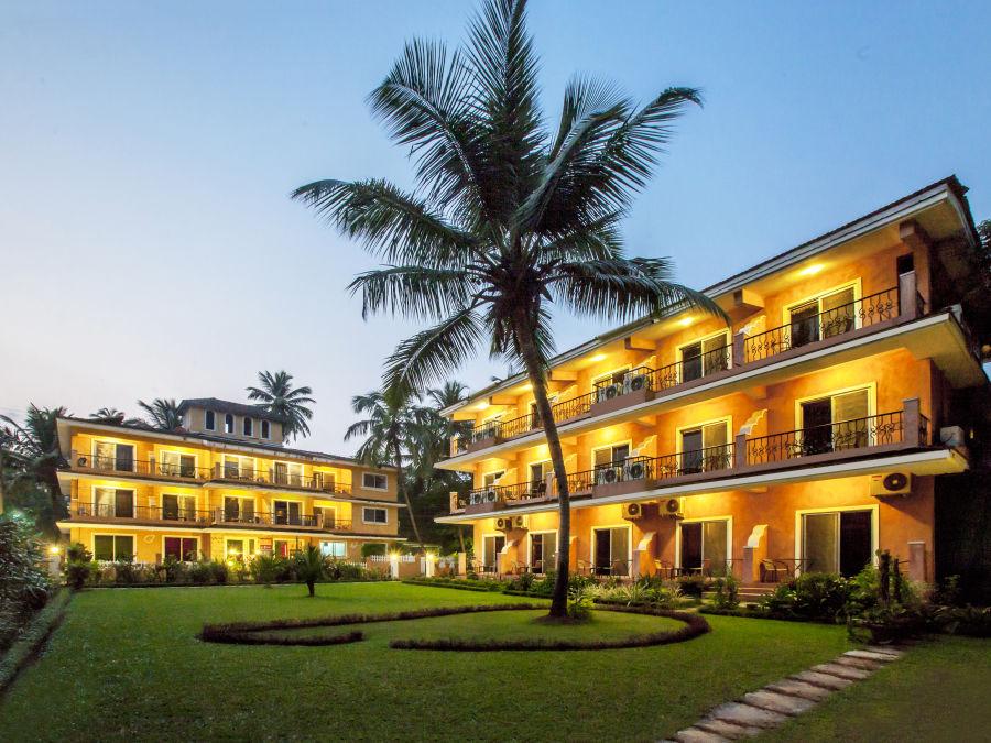 alt-text Jasminn South Goa Hotel in Betalbatim, Hotel in South Goa, Hotel near Betalbatim Beach, Hotel in Goa