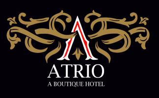 Atrio - A Boutique Hotel Rajokri, New Delhi Atrio logo new 21-1 rfi3g7