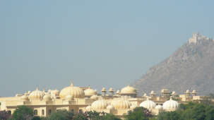 The Space Group  Monsoon Palace Udaipur