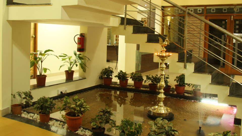 Hotel Arama Suites Bangalore hotel lobby interior view hotel arama suites bangalore