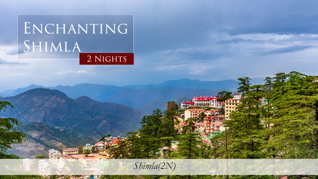 Enchanting-Shimla