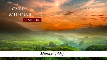 Lovely-Munnar