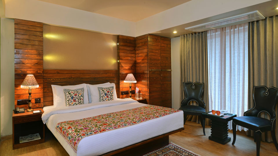 Superior Rooms at RK Sarovar Portico Srinagar 2