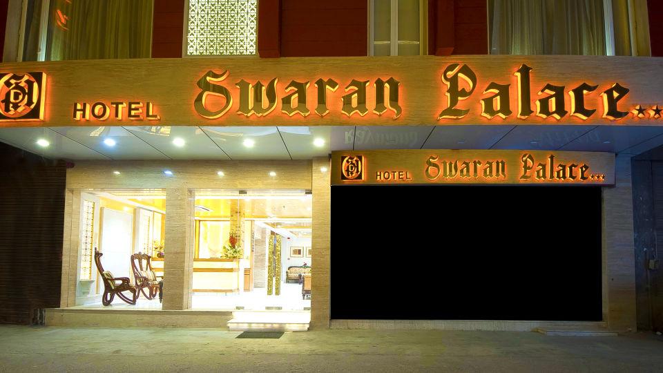 Hotel Swaran Palace, Karol Bagh, New Delhi New Delhi Exterior Hotel Swaran Palace Karol Bagh New Delhi