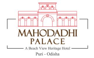 Mahodadhi Palace - A Beach View Heritage Hotel Puri Mahodadhi Palace logo