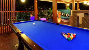 Firefly Lounge Natai Beach Resort Spa Phang Nga Thailand 3