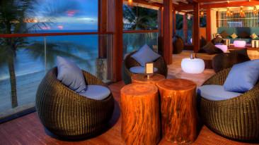 Firefly Lounge Natai Beach Resort Spa Phang Nga Thailand