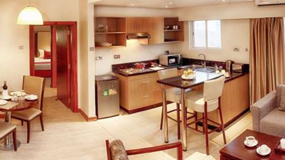Kitchen at Restaurant at The Zehneria Portico Nairobi 5 star hotels in Nairobi 2