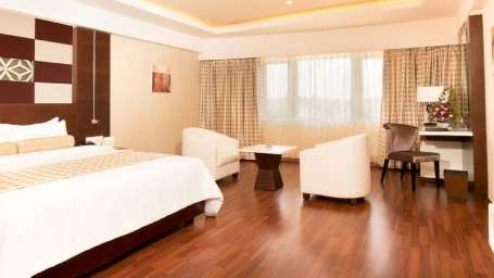 The President Hotel, Hubli Hubli Luxury room resize The President Hotel Hubli