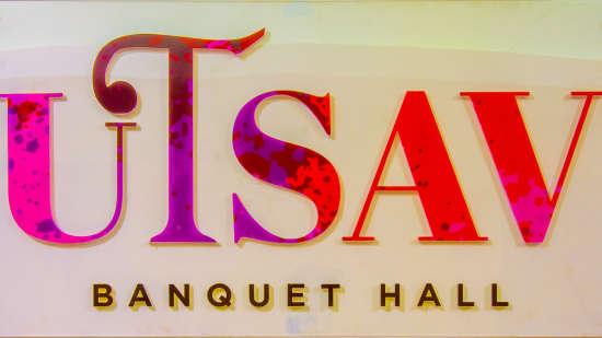 Hotel V- UTSAV Banquet Hall 5