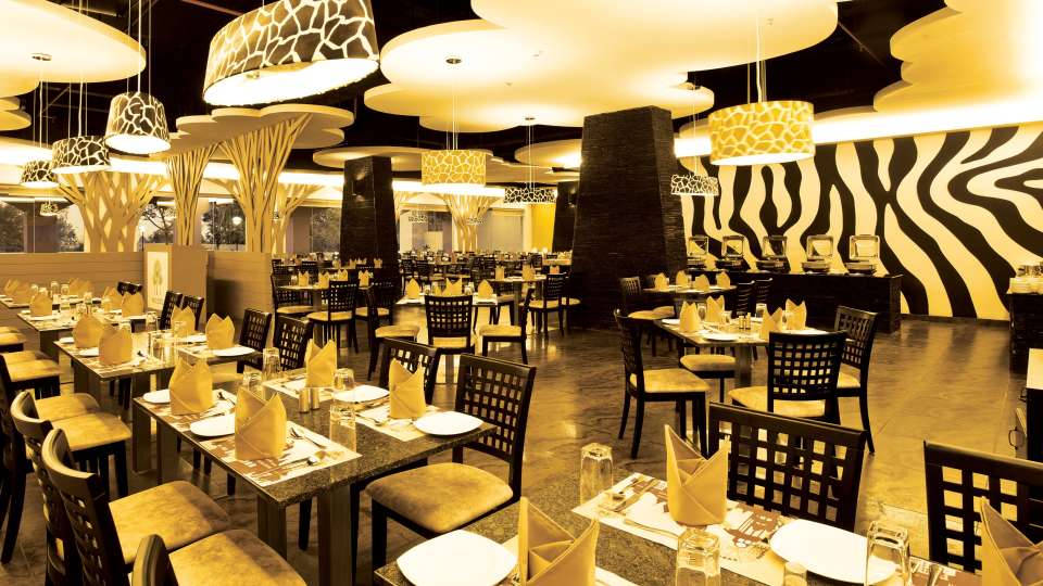 Woods Restaurant at Wonderla Resort Bangalore