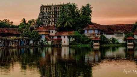 Sree padmanabha thiruvananthapuram - panoramio