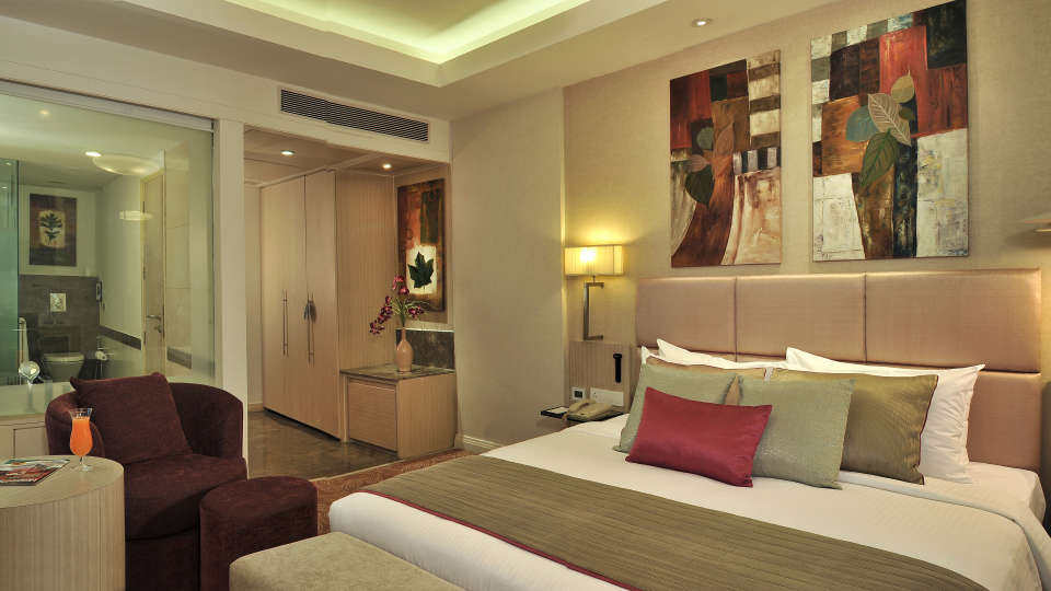 Executive Suite Hotel Park Plaza, Faridabad - A Carlson Brand Managed by Sarovar Hotels, Best Hotels in Faridabad