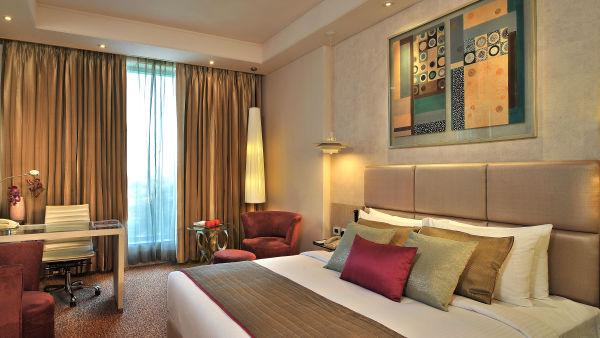 Premium Rooms at Hotel Park Plaza, Faridabad - A Carlson Brand Managed by Sarovar Hotels, 5 Star Hotels  in Faridabad