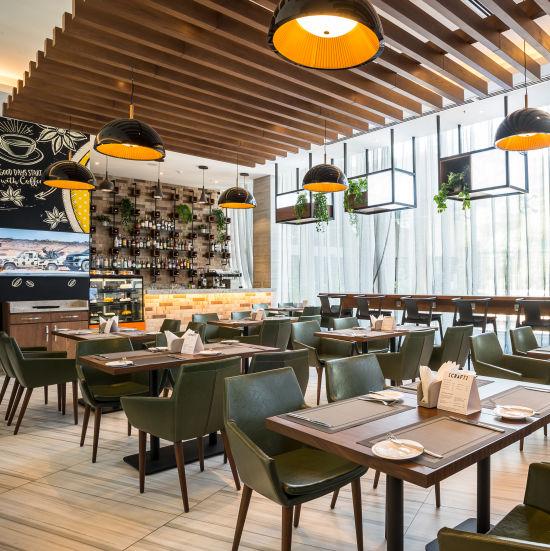 Nairobi Hotel Restaurants, Best Western Plus Westlands 2