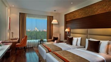 Premium Rooms Taj Facing Crystal Sarovar Premiere Agra 1