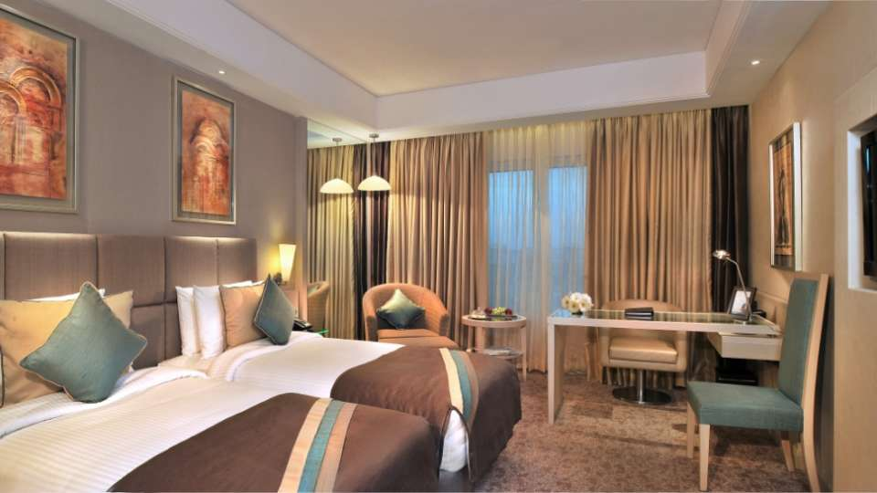 Superior Rooms Radisson Hyderabad Hitech City Hyderabad 8