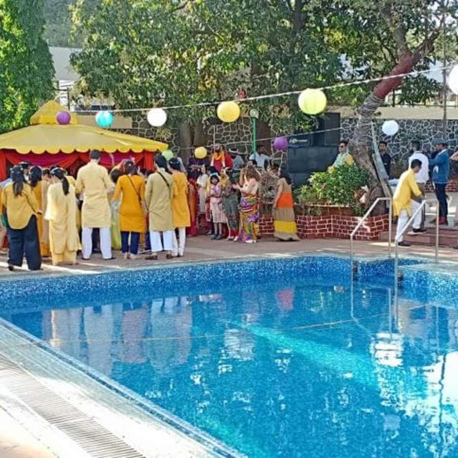 alt-text Weddings in Khandala Zara s Resort Khandala 17