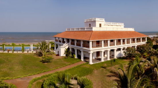 Neemrana Hotels  The Bungalow on the Beach - 17th C Tranquebar Hotels