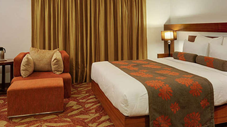 The Pride Hotel, Nagpur Nagpur deluxe room