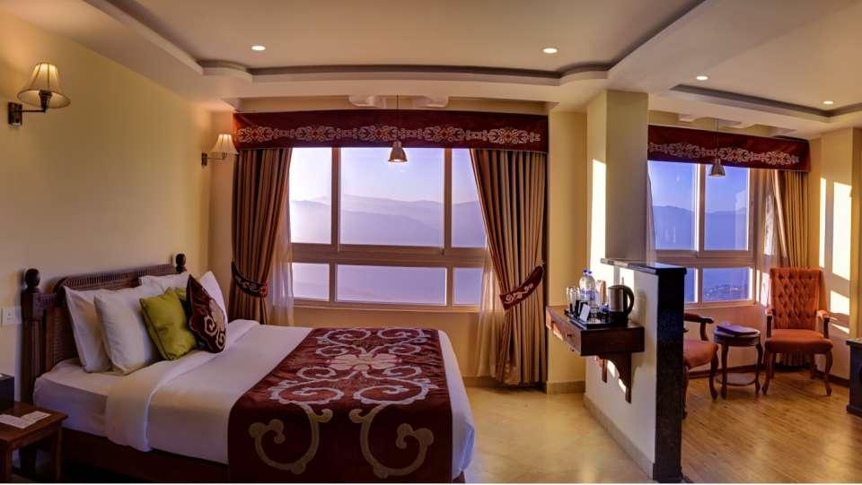 Family Suite at Summit Hermon Hotel Spa Darjeeling 1