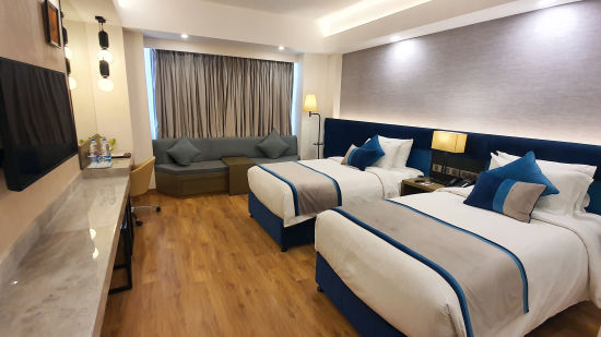 Superior Room The Piccadily Lucknow