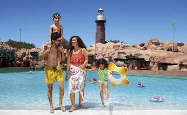 Wonderla Amusement Parks & Resort  Wave pool Final Layers