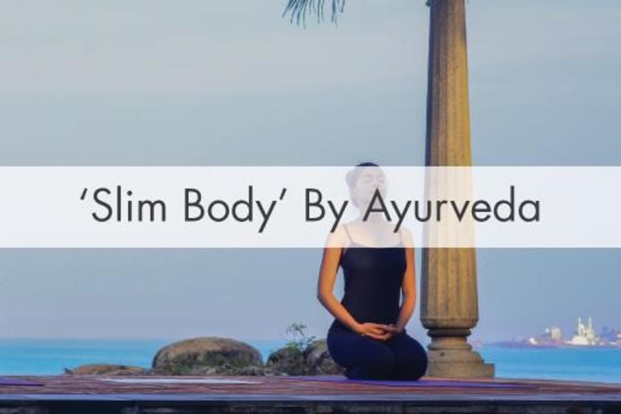 alt-text Slim Body by AyurvedA