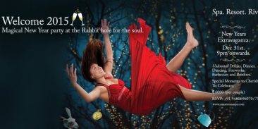 Amanvana - A rabbit hole for the soul, Coorg Coorg Promotions at Amanvana Resort And Spa Coorg 1