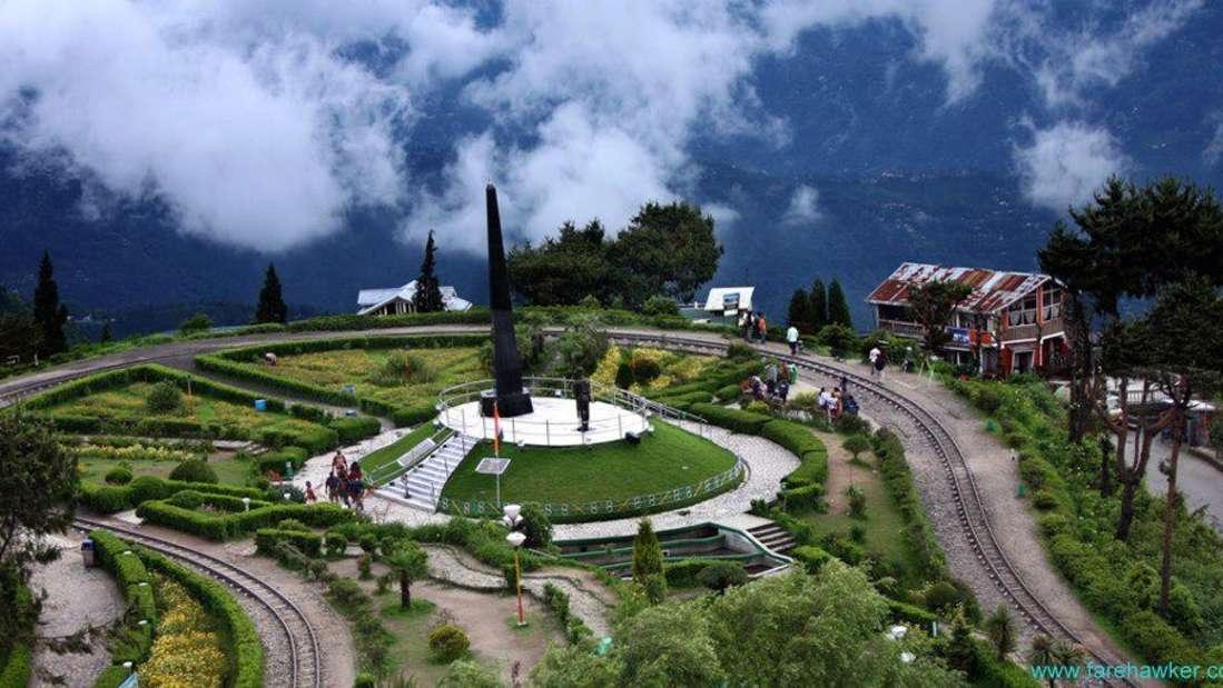 Location Batasia Loop