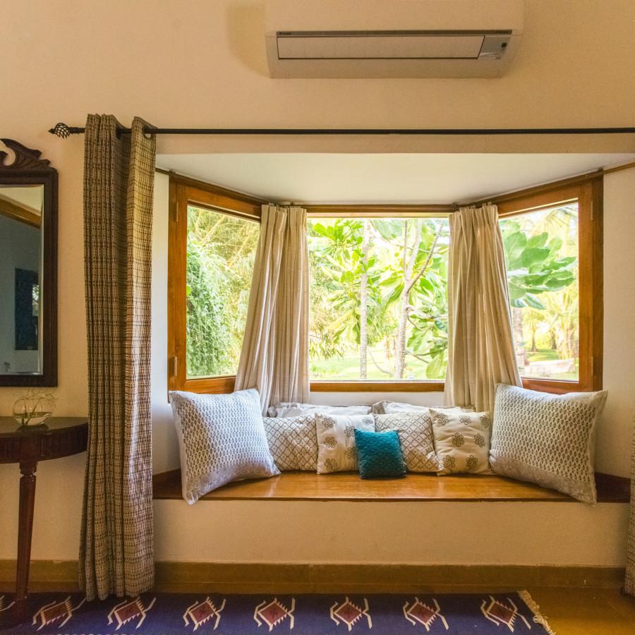 alt-text Casa sea vista at Hamsa Villas Goa , Rooms In Goa 8