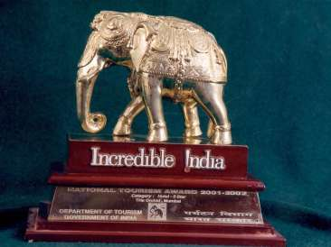 Awards in hospitality Dr.Vithal Kamat The Orchid Hotels India