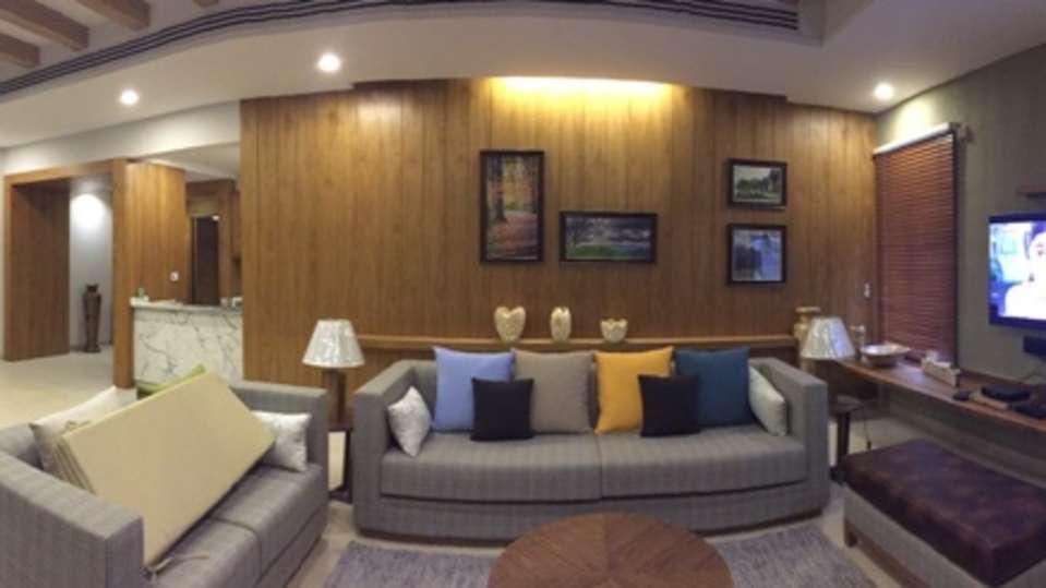 Moksha Himalaya Spa Resort, Parwanoo Chandigarh Presidential Suite 01 Moksha Himalay Spa Resort Parwanoo 3